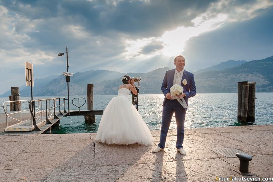 Ideas for wedding photo shooting