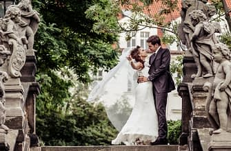 Wedding photographer in Prague Czech Republic