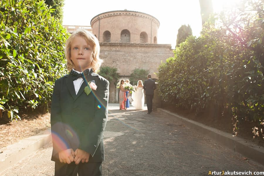 Where to get married in Rome