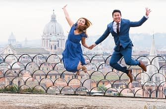 wedding photoshoot Rome january 2015