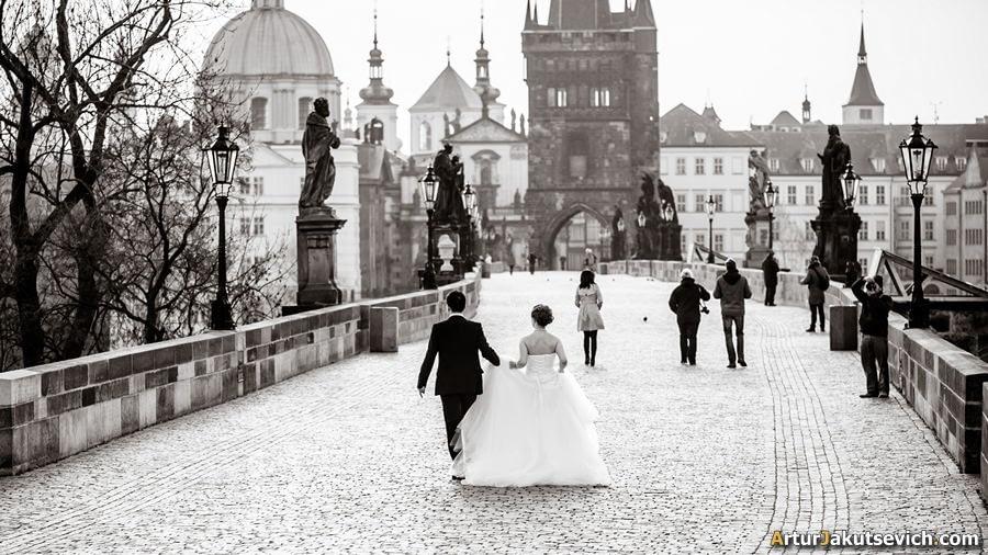 Morning Prague photo
