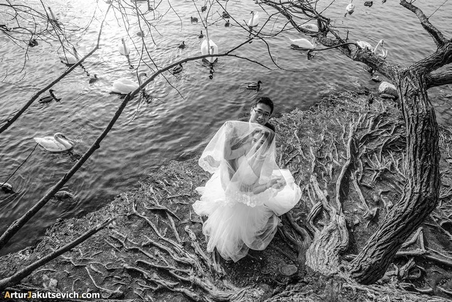 Wedding photographer in Prague Artur Jakutsevich