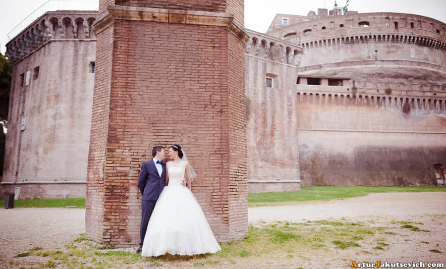 Ideas for shooting in Rome