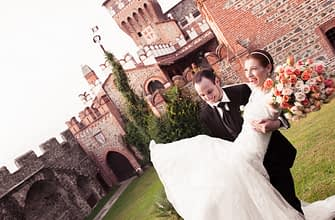 Wedding in Castello di Pavone
