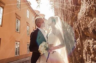 Wedding photographer in Czech Republic Prague