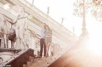 Pre-wedding in Rome