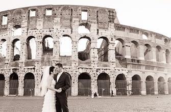 Honeymoon in Rome photos